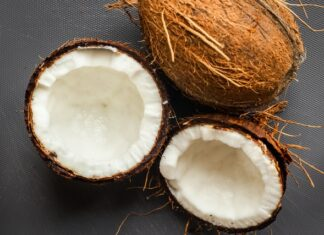 How to open a coconut?
