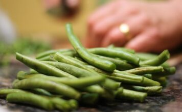 How to cook green beans?
